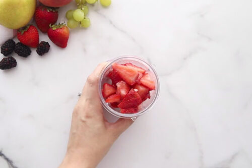 Add a Cup of Fruit
