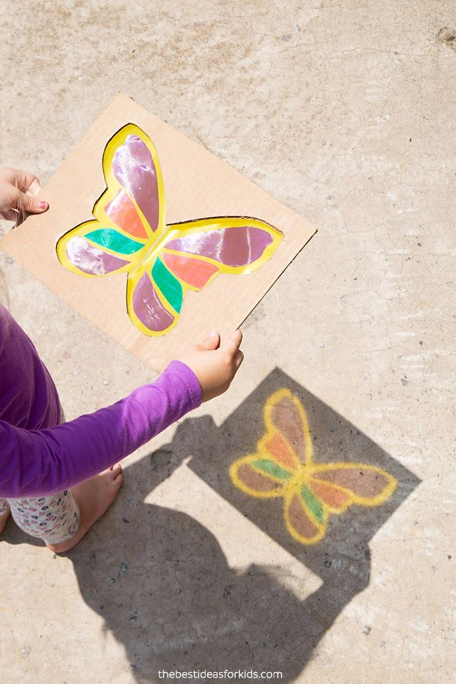 Shadow Art for Kids Activity