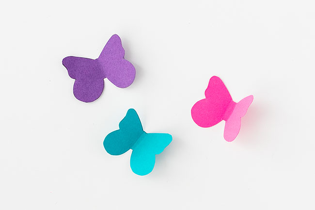 Cut out Butterfly Templates