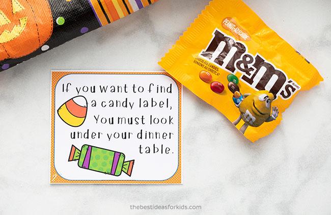 Halloween Scavenger Hunt for KidsHalloween Scavenger Hunt for Kids