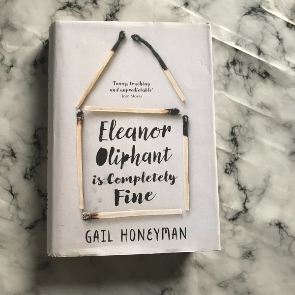 December 2017 Book Haul Eleanor Oliphant is Completely Fine by Gail Honeyman
