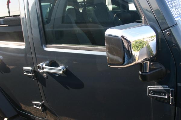2007 Jeep Wrangler 2 Door