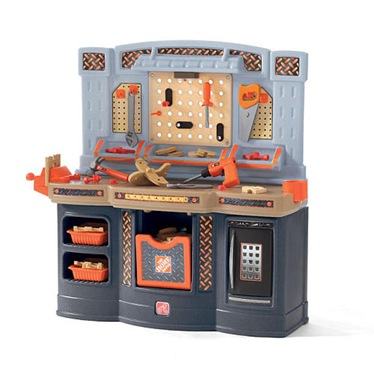Home Depot Big Builders Workshop Playset Review And