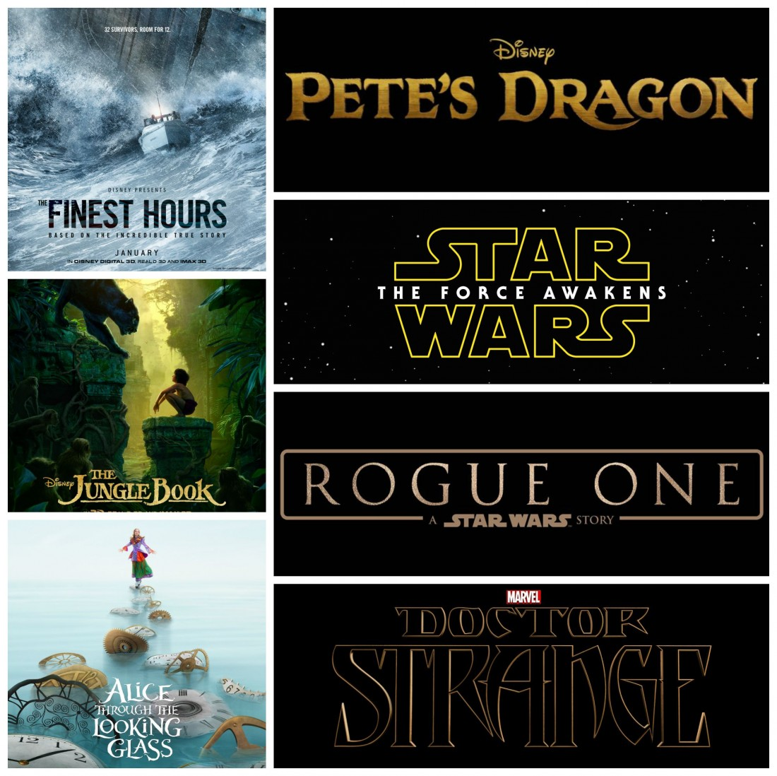Upcoming Live Action Movies for Disney, Marvel ...