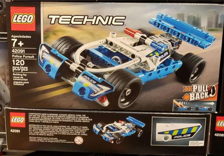 Lego Technic 2019 Sets Found In Canada The Brick Fan