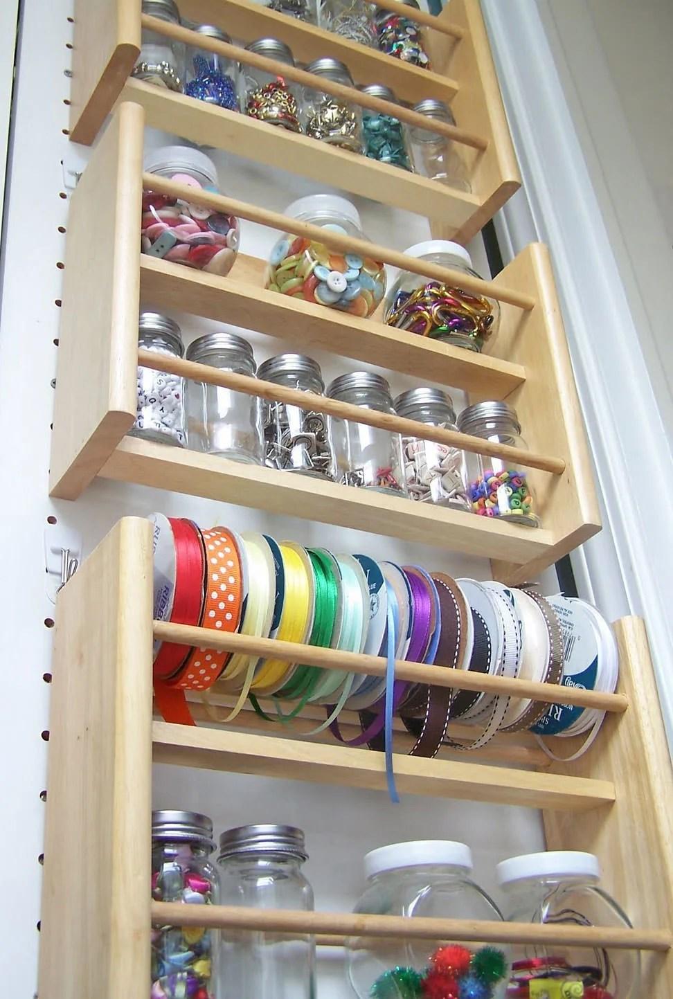 Best Kitchen Gallery: Diy Craft Room Ideas Projects The Budget Decorator of Room Ideas Diy  on rachelxblog.com
