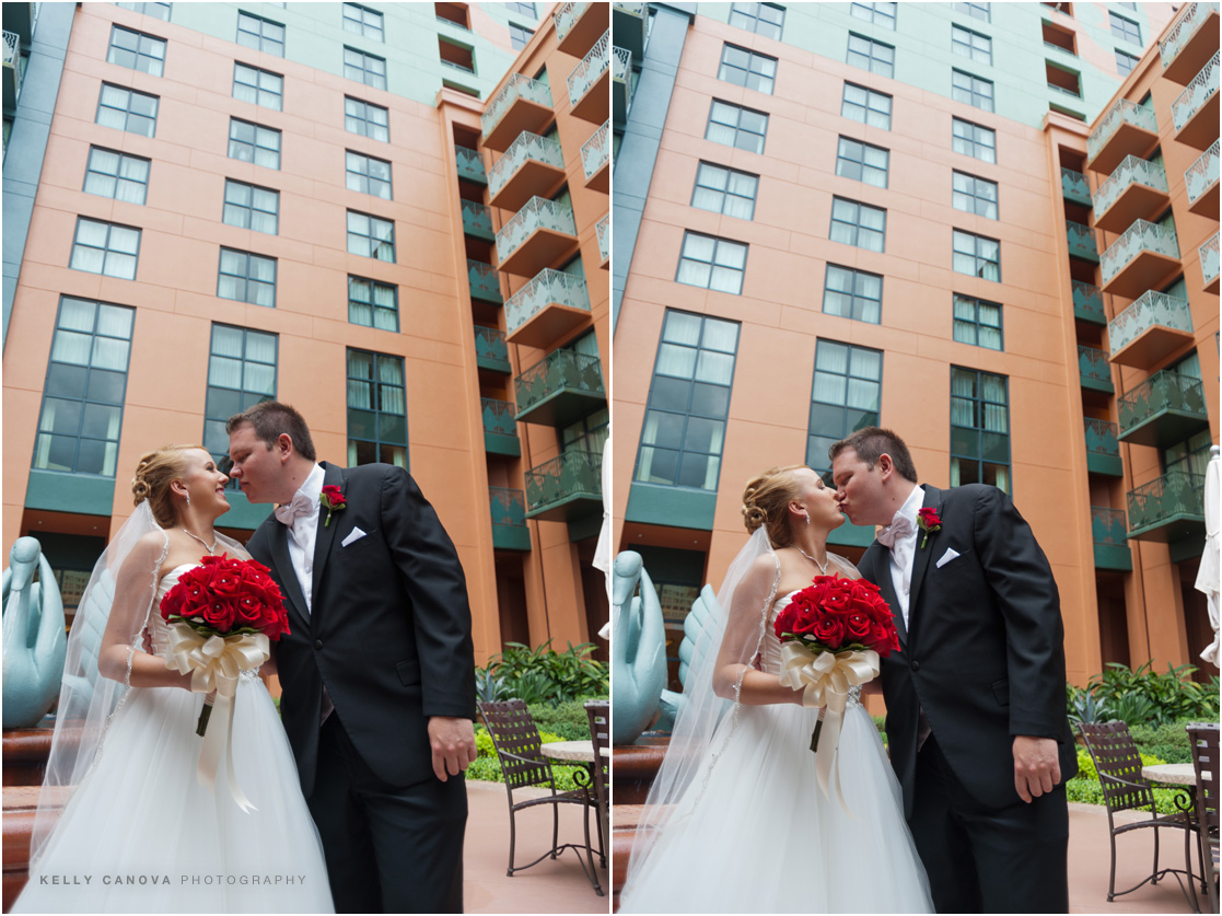 Elise Amp Ryan Disney Wedding Photographers