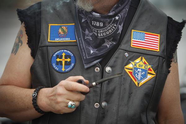 Knights Of Columbus Service Vest
