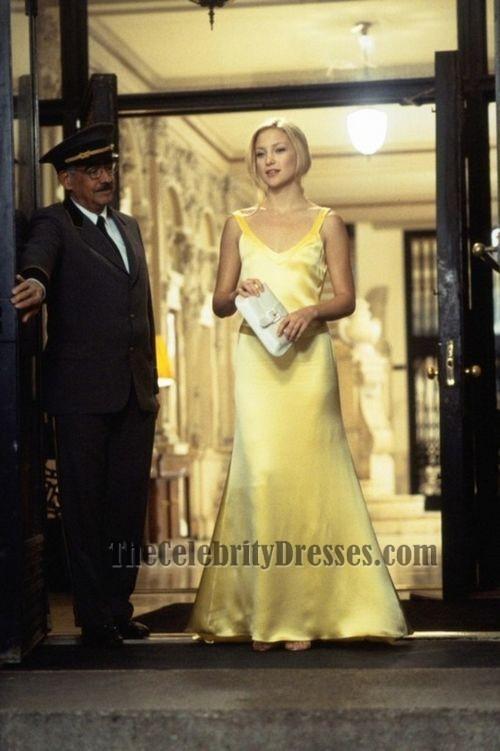 Yellow Dress Kate Hudson