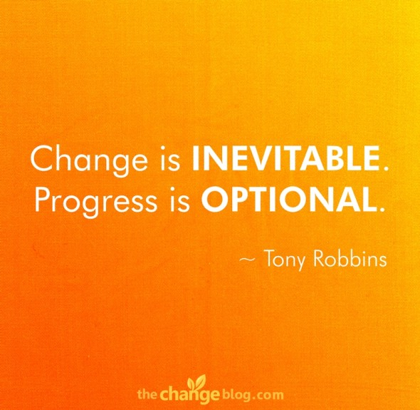 11 Insightful Quotes About Change