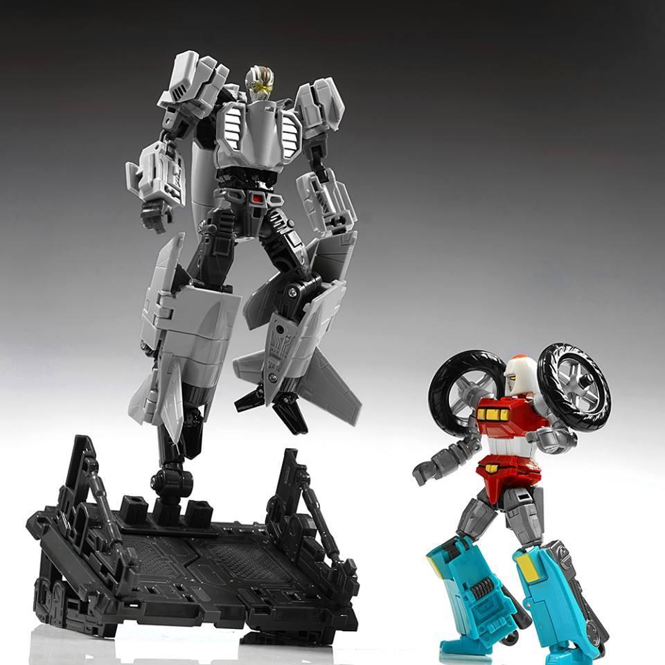 Action Toys Machine Robo Mr 03 Eagle Robo