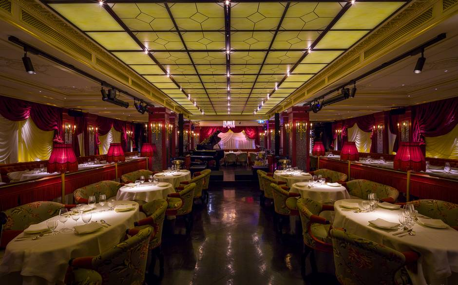 Park Chinois Mayfair London The Concierge Circle