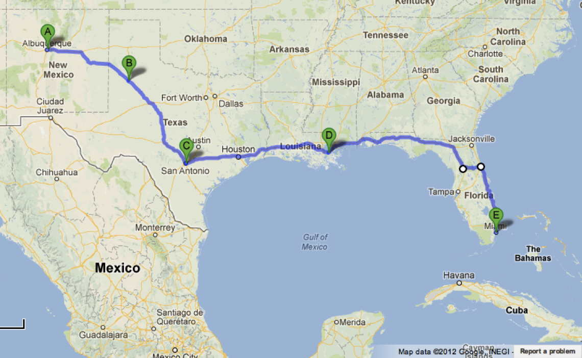 road map if you like the