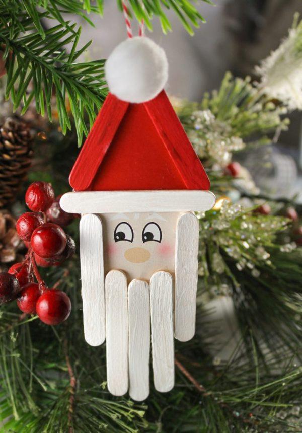 christmas ornaments popsicle sticks # 9