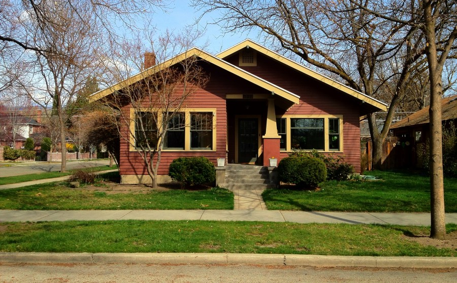 Photo Essay  The Eclectic Bungalows of Boise  Idaho   The Craftsman     IMG 3613
