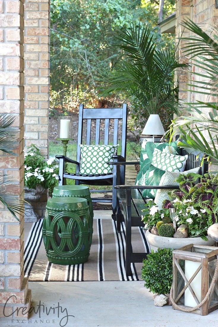 Front Porch Patio Furniture
