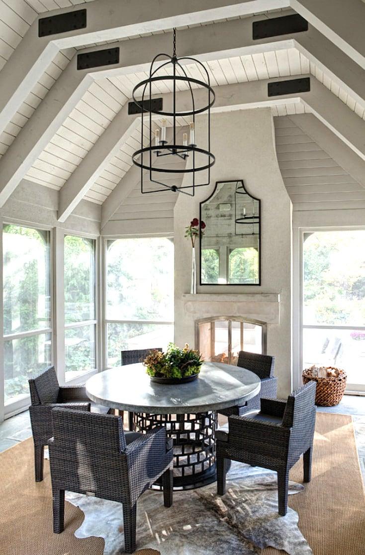Creative Screened Porch Design Ideas