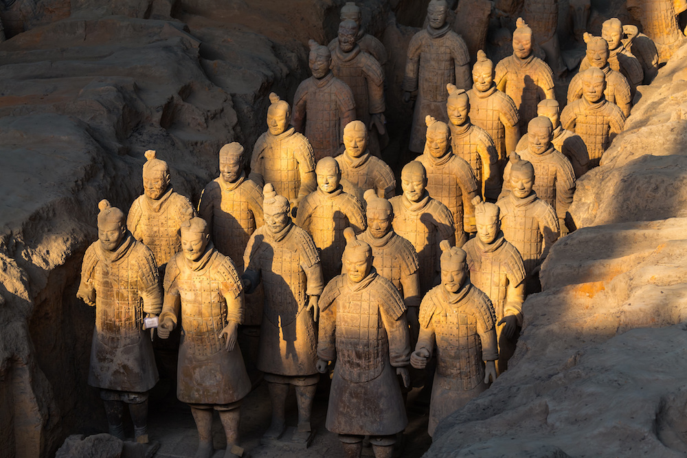 Terra Army China Cotta
