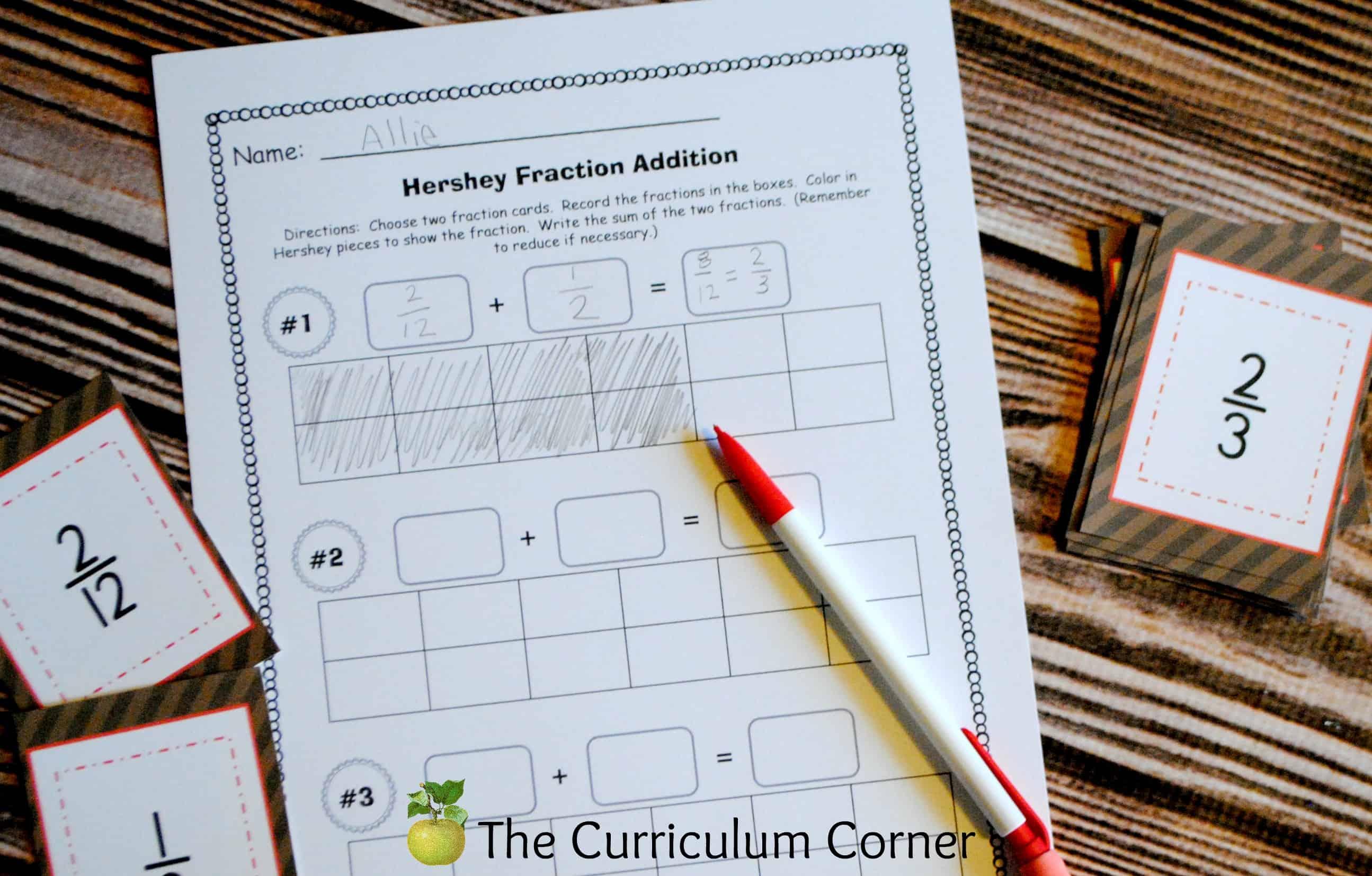 Hershey B R M Th Curriculum C Ner 4 5 6