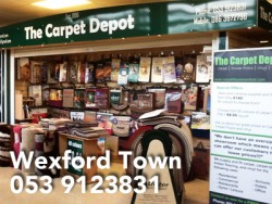 The Carpet Depot  Carpets  Wexford Town  Wexford Contact  The Carpet Depot