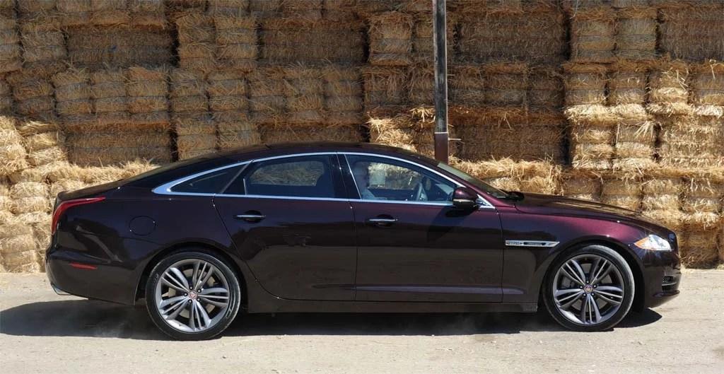 2010 Jaguar Xj Super V8