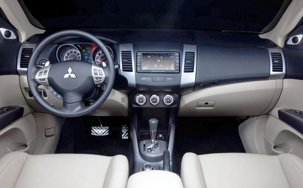 2011 Mitsubishi Outlander Gt Thedetroitbureau Com