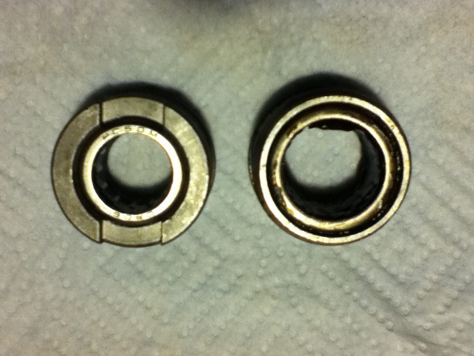 Ever See This Pilot Bearing Diesel Forum Thedieselstop Com