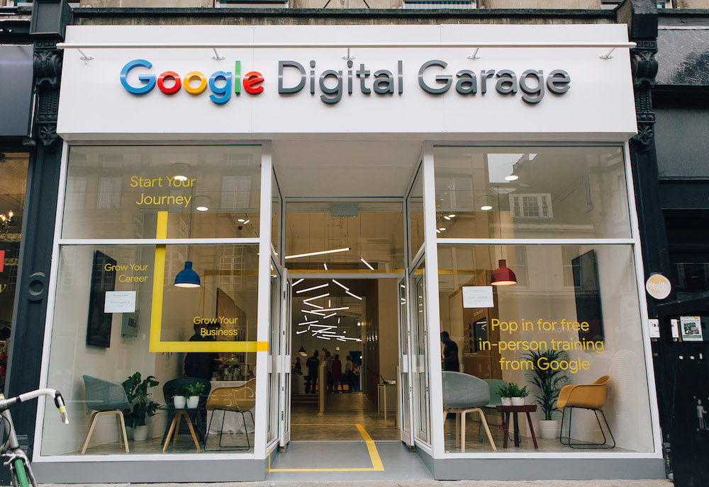 Google opens a digital garage in Edinburgh   The Edinburgh Reporter Google opens a digital garage in Edinburgh