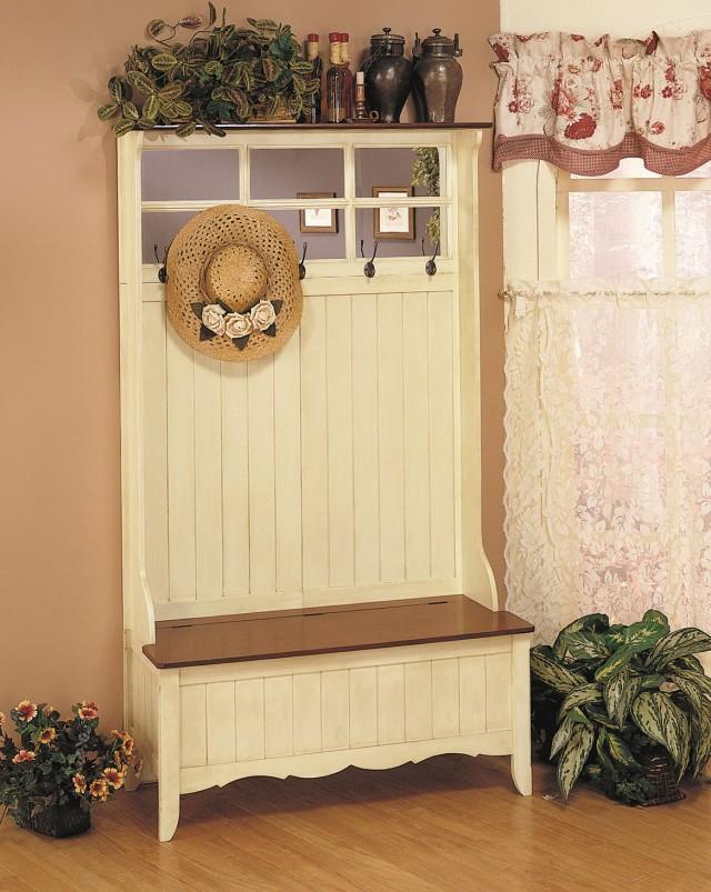Hall Tree Storage Bench Ikea Home Design Ideas