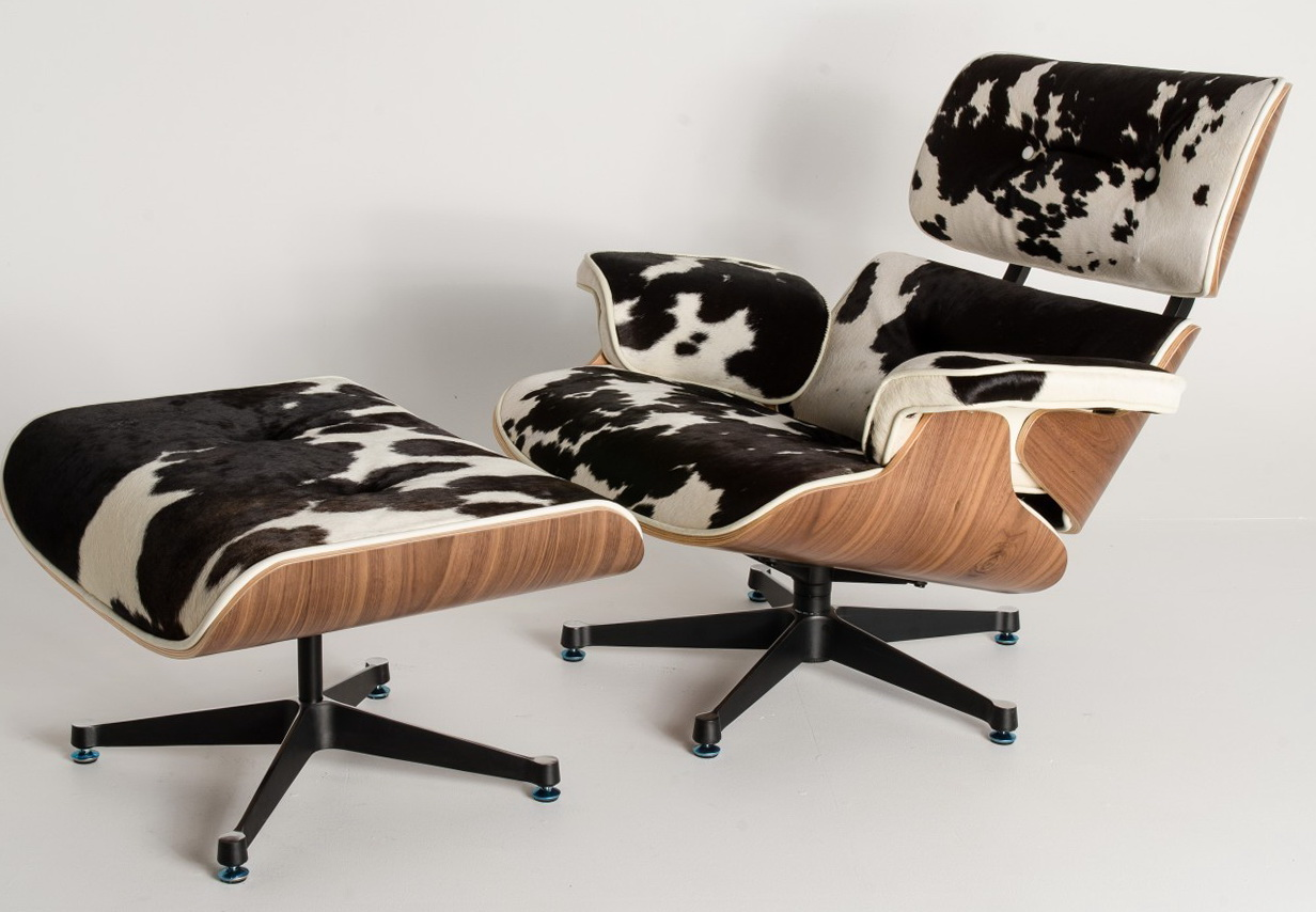 Eames Lounge Chair And Ottoman Used Home Design Ideas