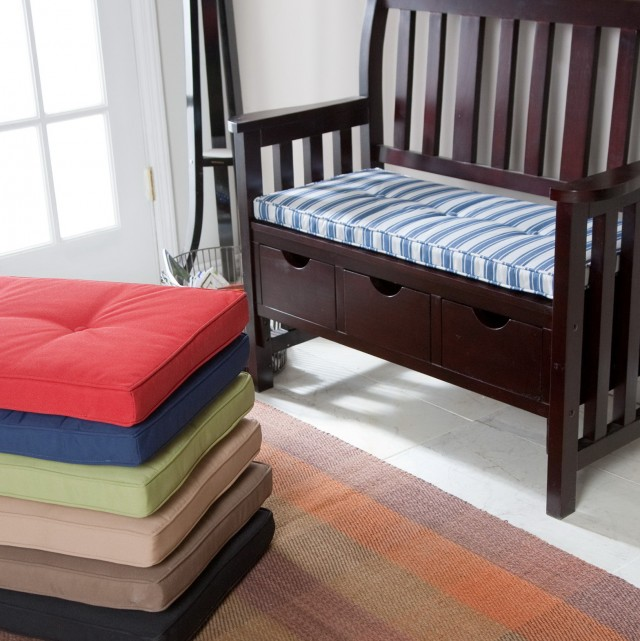 48 Bench Cushions Indoor Home Design Ideas