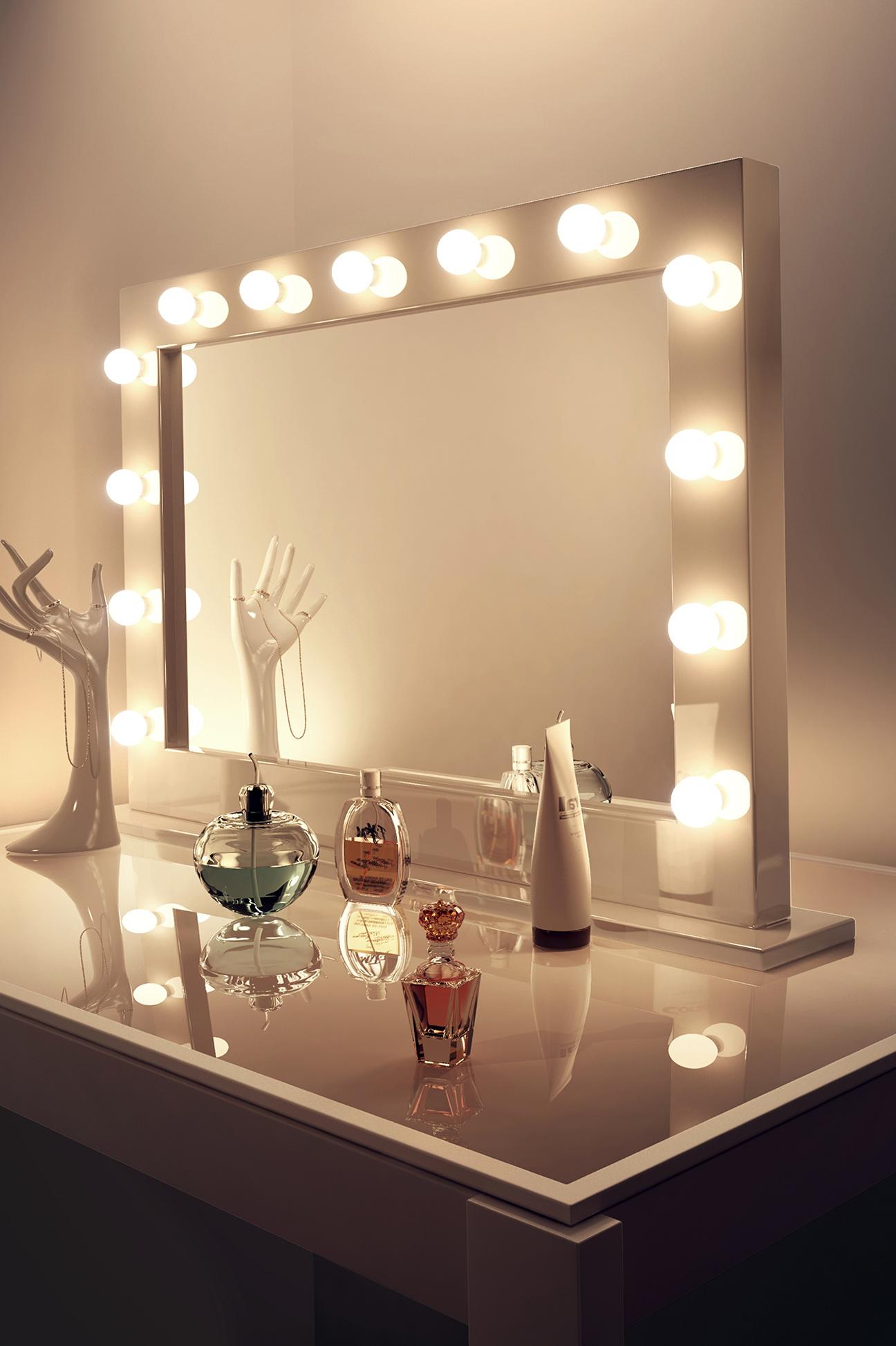 Hollywood Vanity Mirror Ikea Home Design Ideas