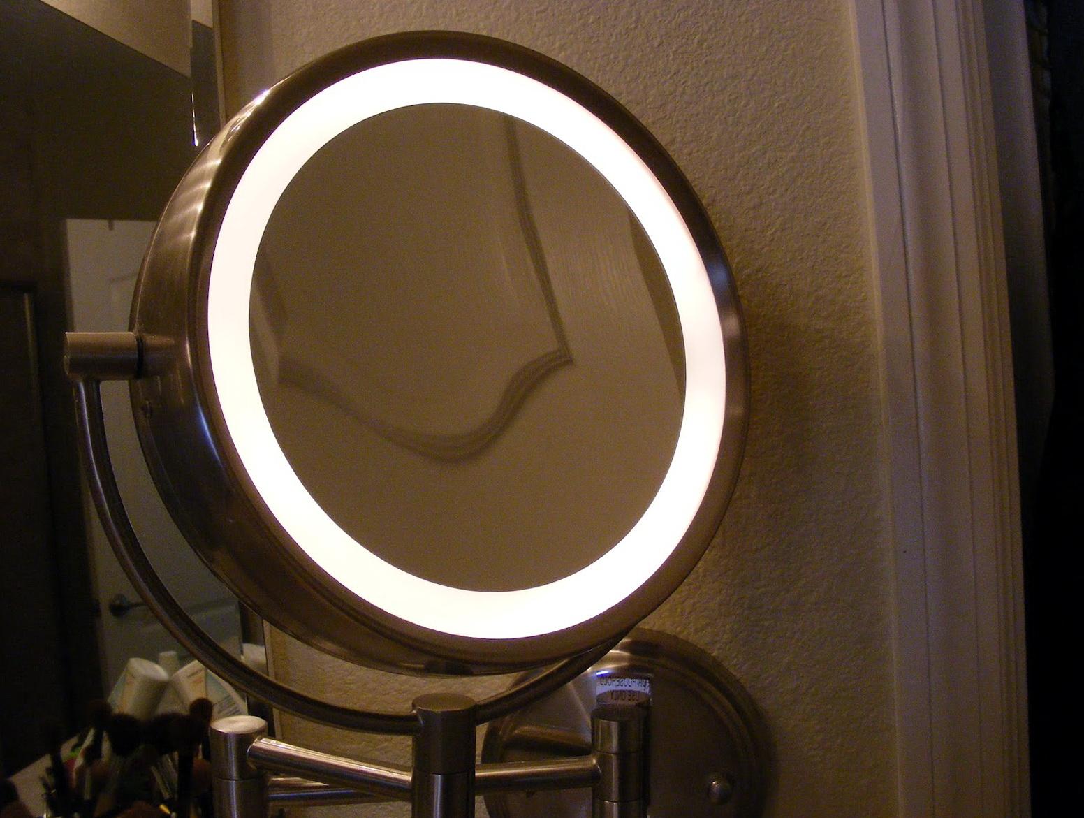 Light Up Makeup Mirror Amazon Home Design Ideas