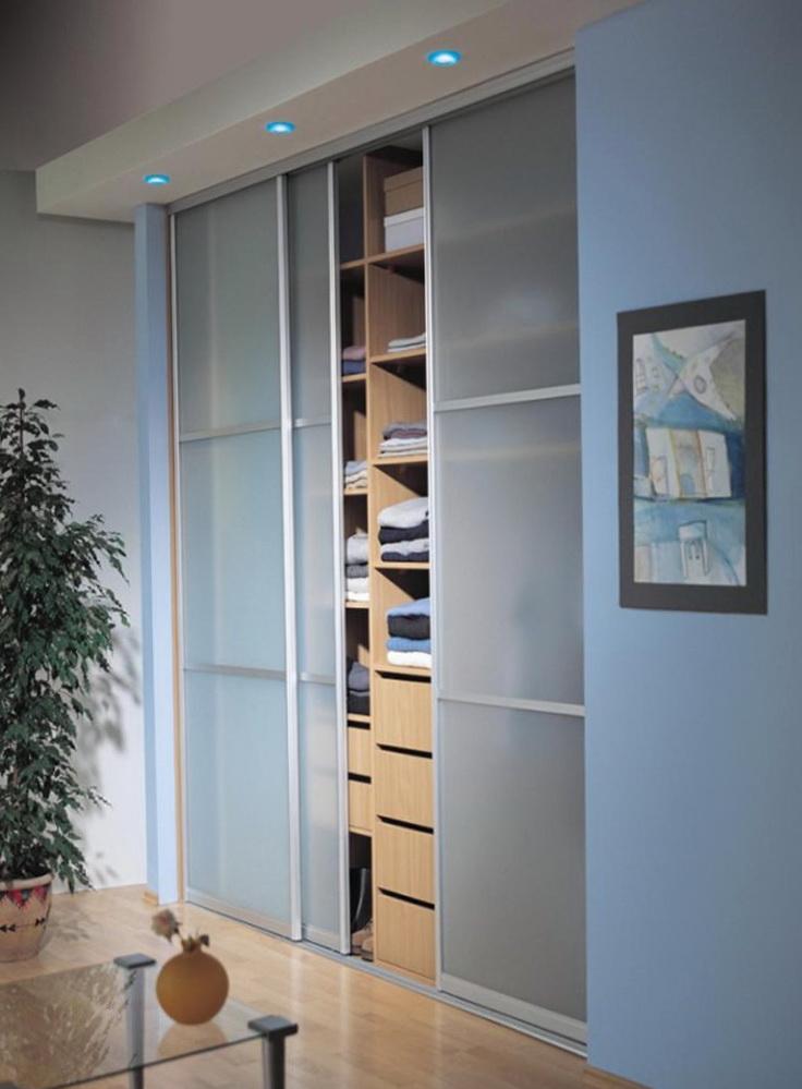 Sliding Frosted Glass Closet Doors Ikea Home Design Ideas