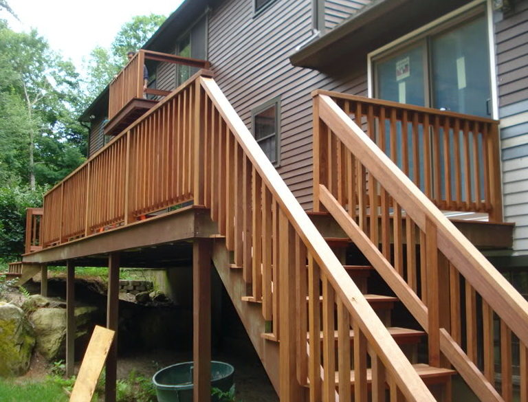 Deck Railing Height Requirements Home Design Ideas
