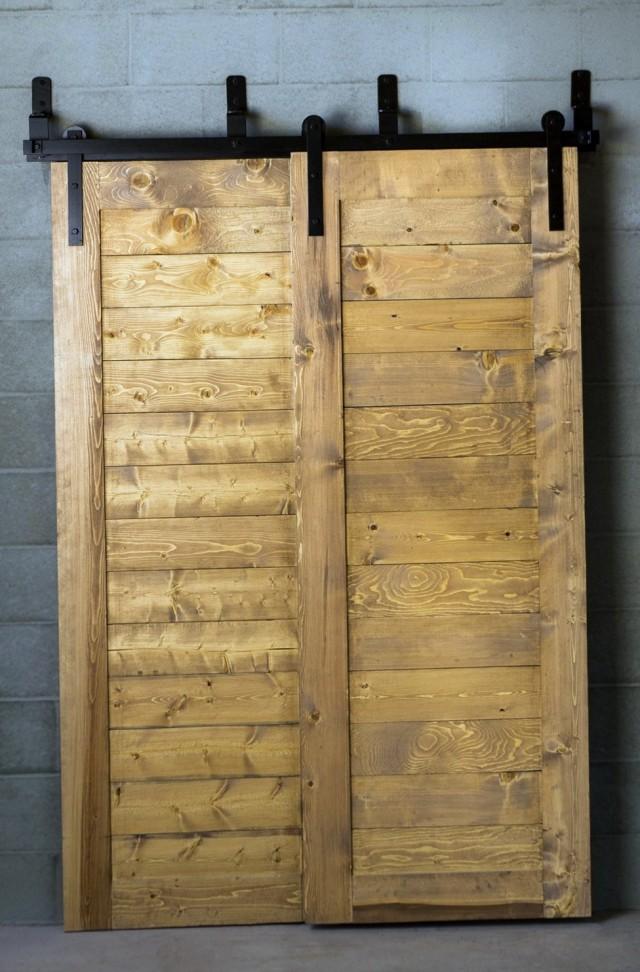 Install Bypass Closet Doors Home Design Ideas