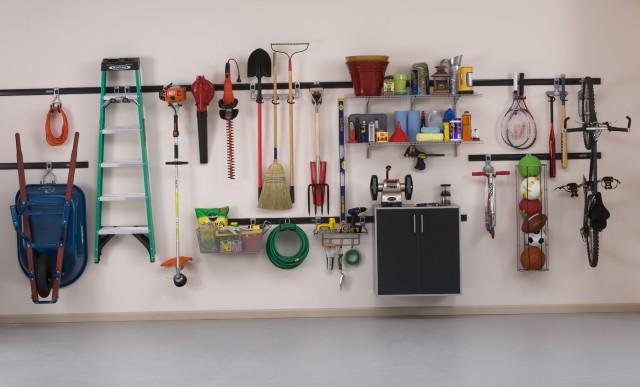 Rubbermaid Fasttrack Closet Kit Home Design Ideas