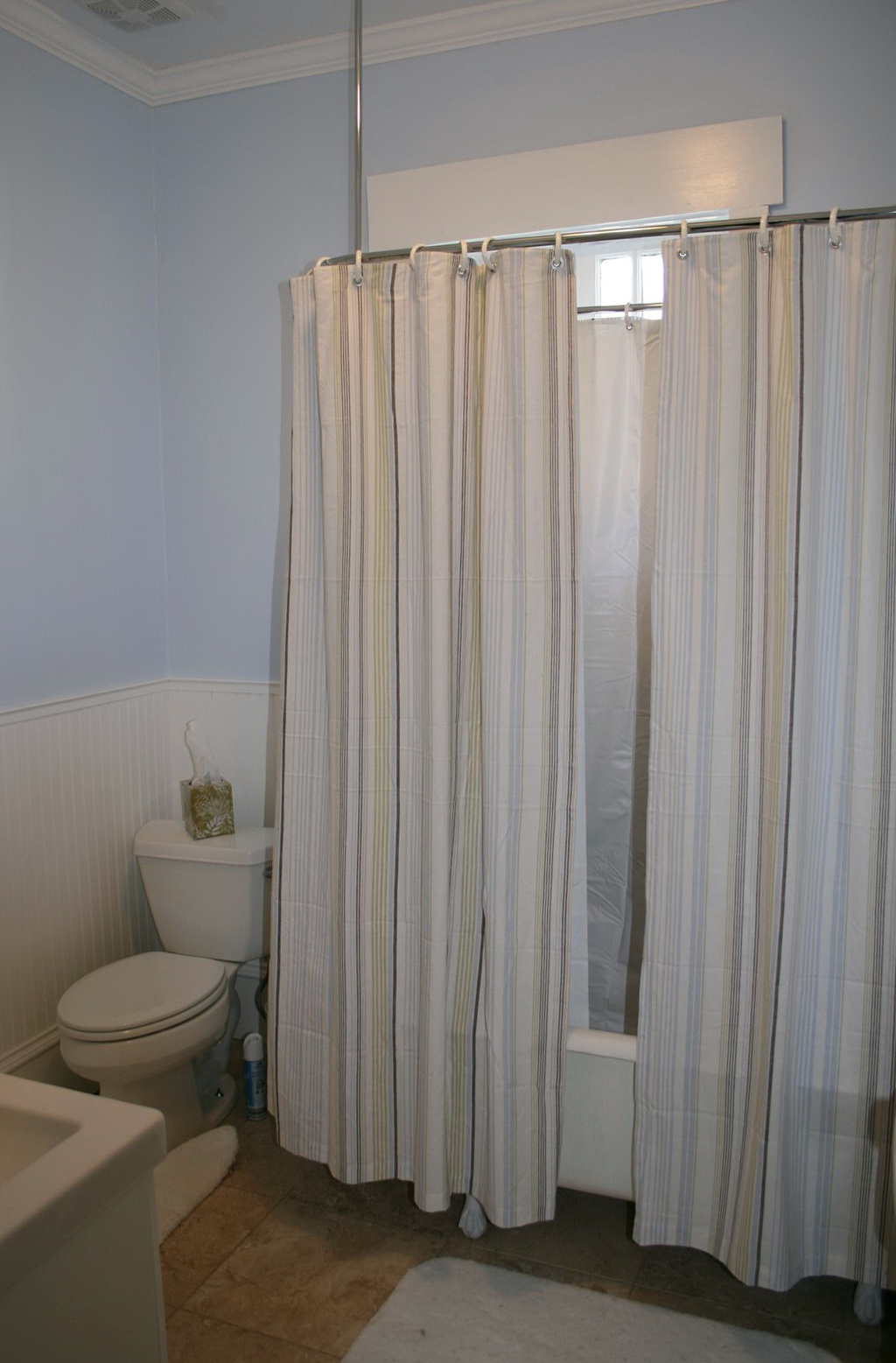 Shower Curtain Ideas For Clawfoot Tub Home Design Ideas