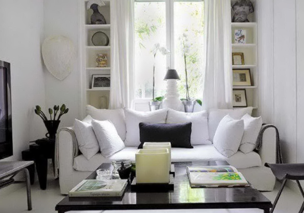 Off White Curtains Living Room Home Design Ideas