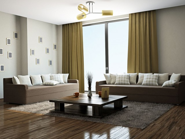 Curtains To Match Dark Grey Sofa Home Design Ideas