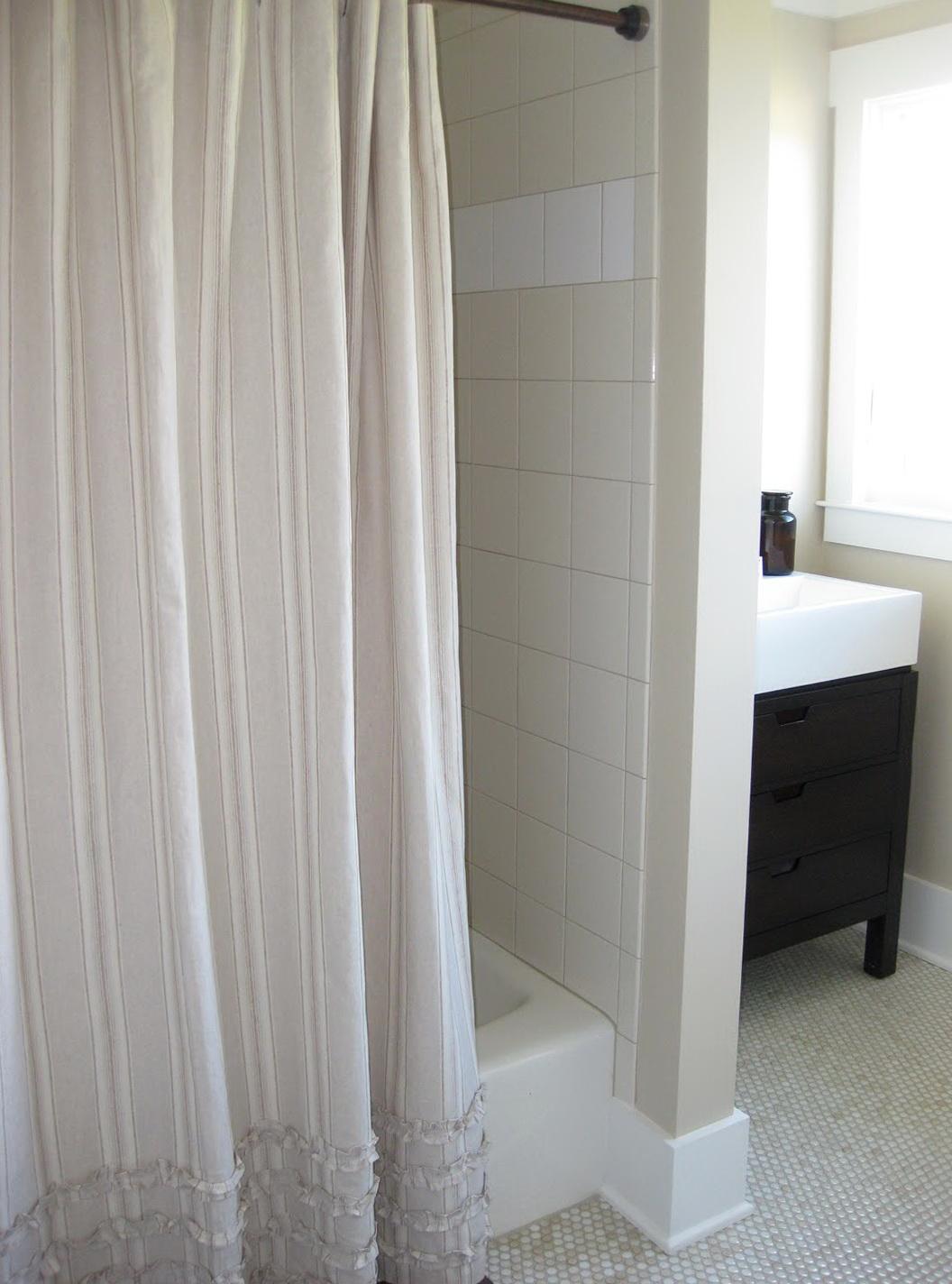 Pottery Barn Shower Curtain Home Design Ideas