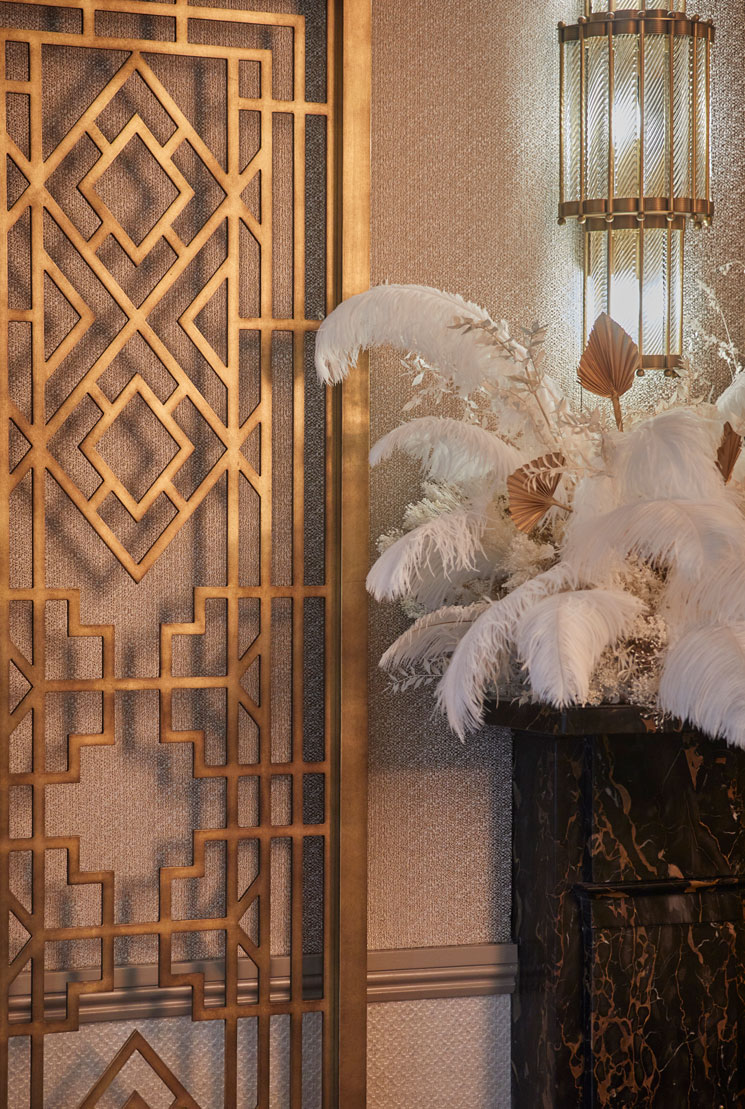Katharine Pooley S Art Deco Gatsby Suite The English Home