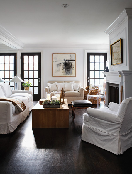 Black Window Frames Are So Chic The English Room