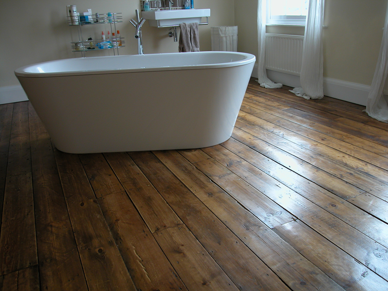 Snap Together Laminate Wood Flooring