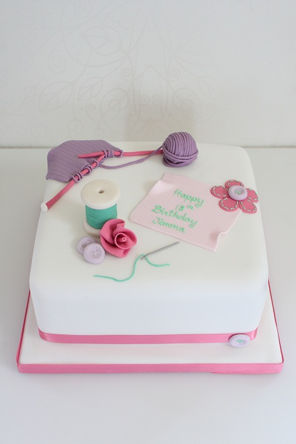 Birthday The Fairy Cakery Cake Decoration And Courses