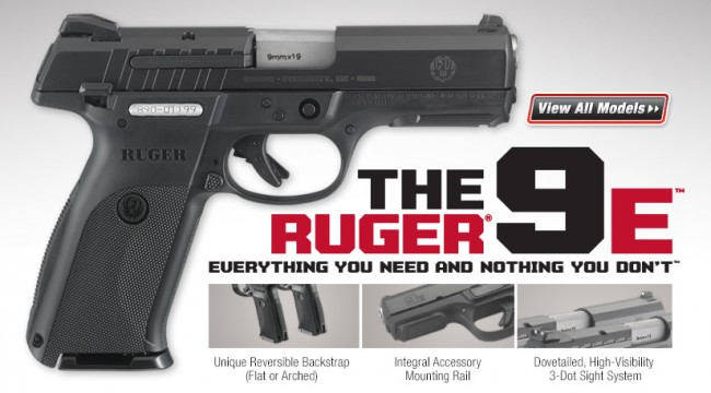 Security 9 Ruger Sale