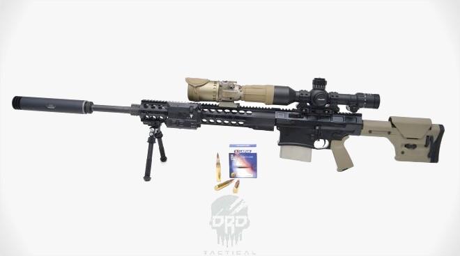 Long Range Rifle Optics