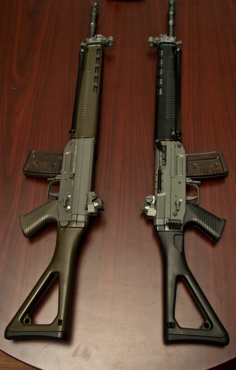 Swiss Arms And Cz858 Prohibition Reversed Canadian Timeline Amp Gallery The Firearm Blog