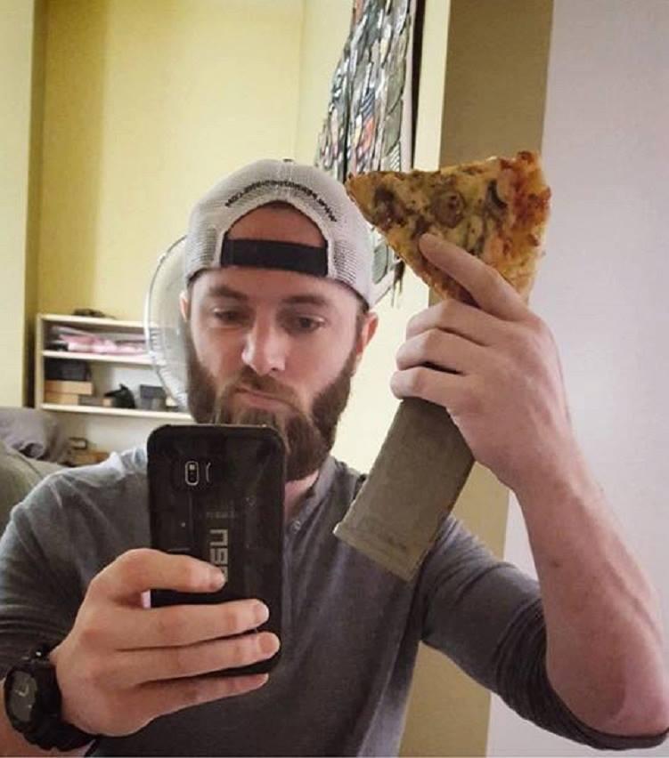 How Not To Take A Gun Selfie The Firearm Blog