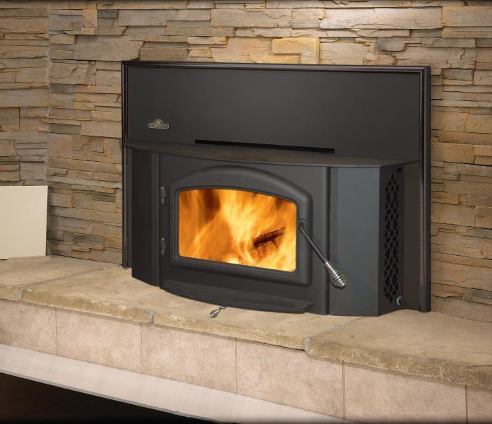 Napoleon Wood Burning Insert Oakdale 1402 The